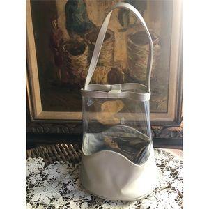 Clear Bucket-Bag